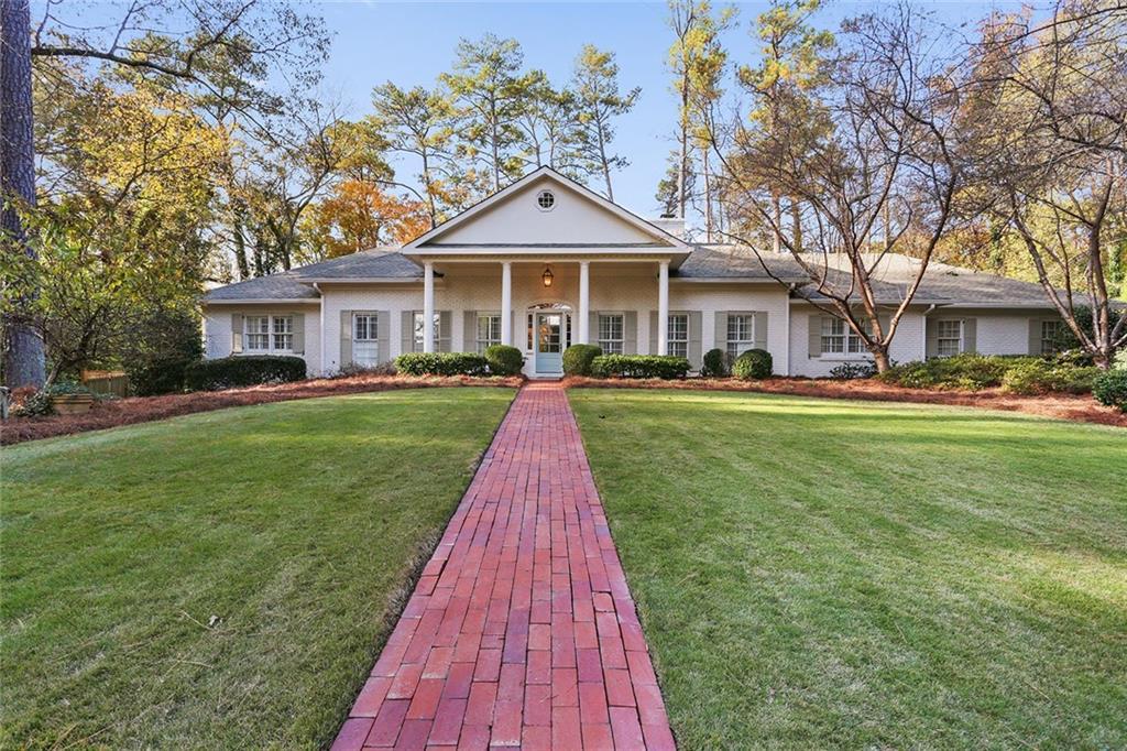 Property for sale at 1365 Barron Court, Atlanta,  Georgia 30327