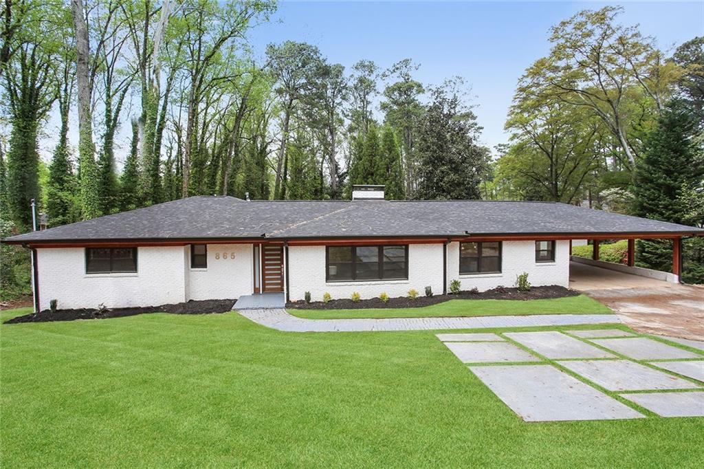 Property for sale at 865 Moores Mill Road, Atlanta,  Georgia 30327