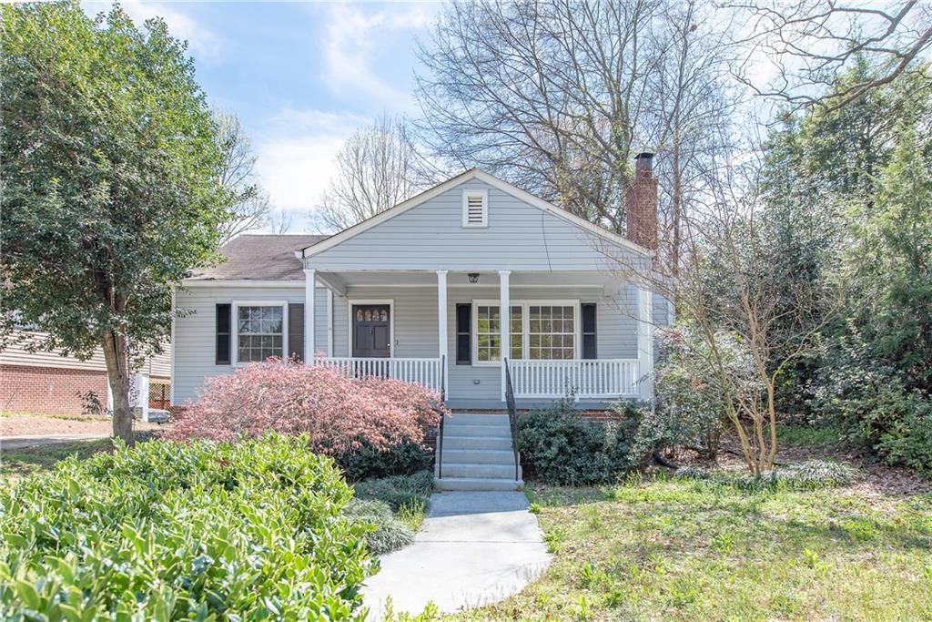 Property for sale at 187 Lindbergh Drive, Atlanta,  Georgia 30305