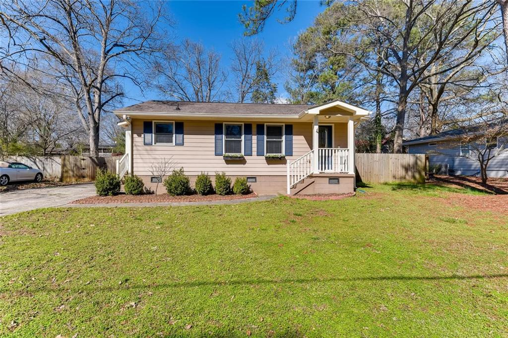 Property for sale at 1019 Manor Drive, Smyrna,  Georgia 30080