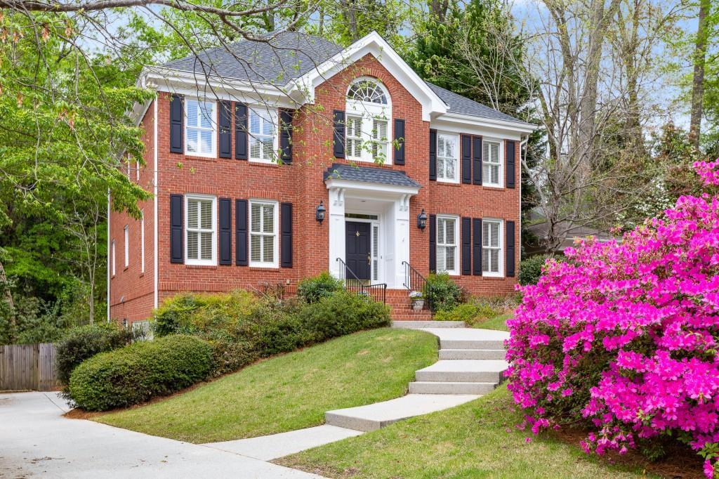 Property for sale at 696 Greystone Park, Atlanta,  Georgia 30324