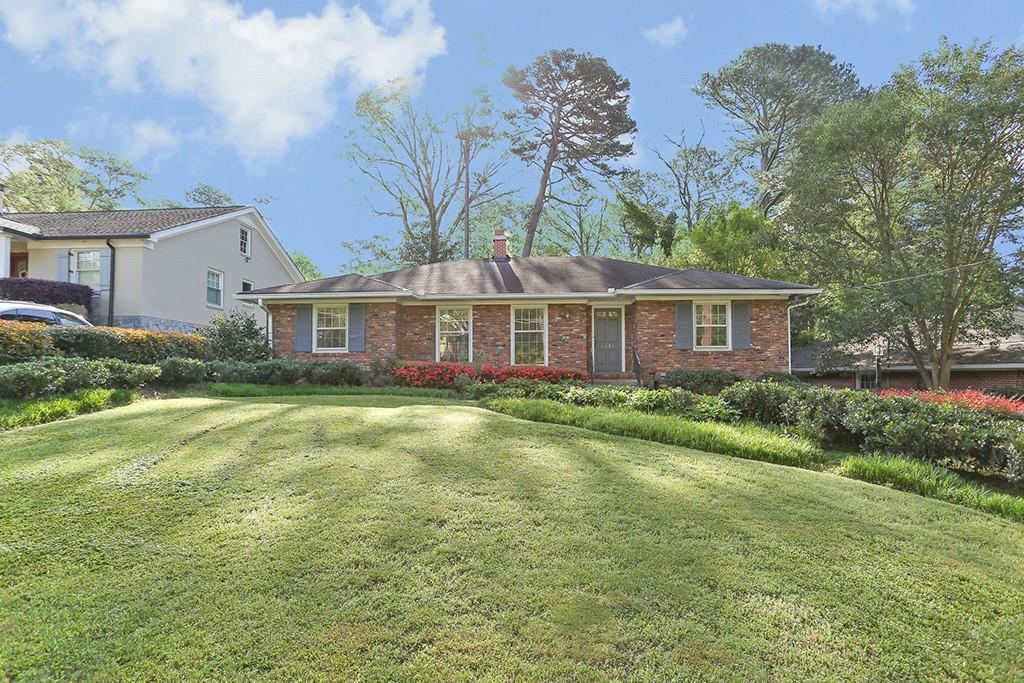 Property for sale at 2573 Birchwood Drive, Atlanta,  Georgia 30305