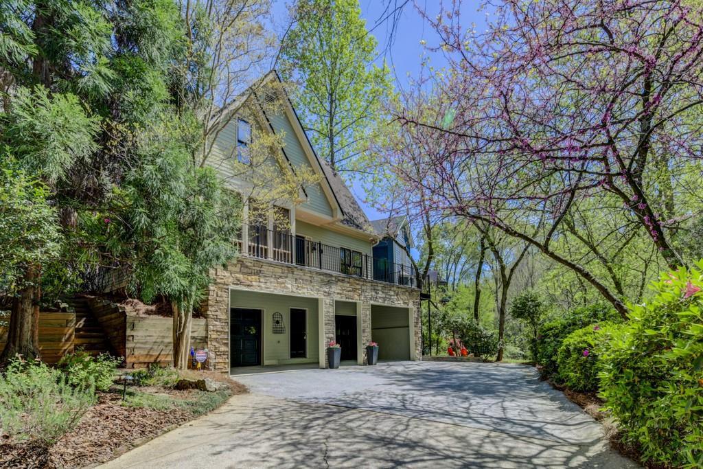 Property for sale at 417 Lakeshore Drive, Atlanta,  Georgia 30307