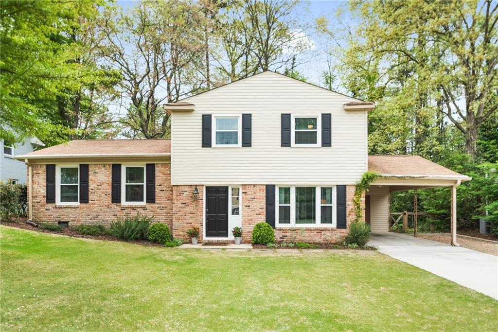 Property for sale at 2745 Eaton Place, Chamblee,  Georgia 30341