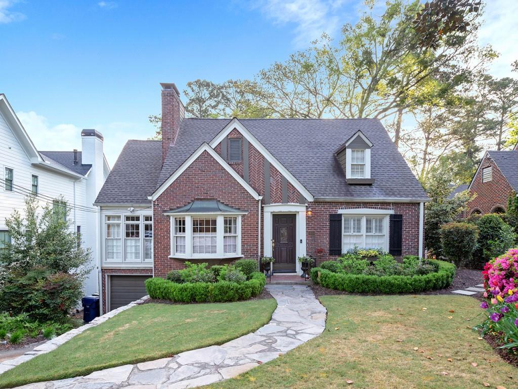 Property for sale at 553 E Wesley Road, Atlanta,  Georgia 30305