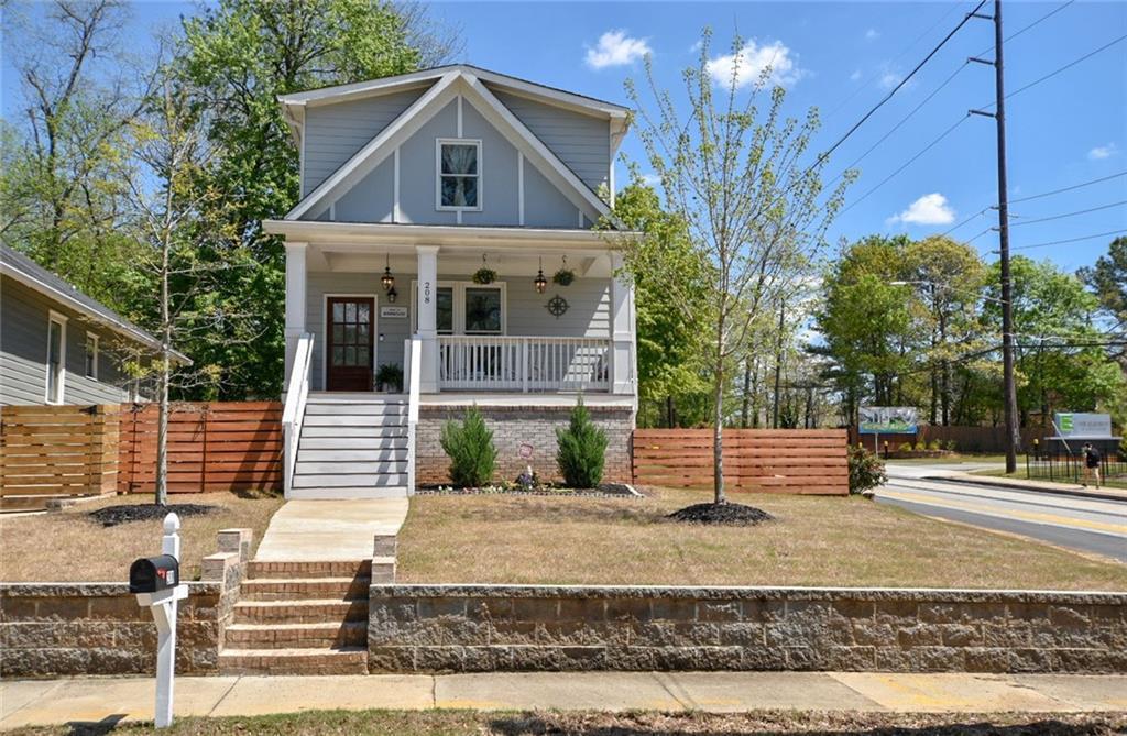 Property for sale at 208 Palatka Street SE, Atlanta,  Georgia 30317