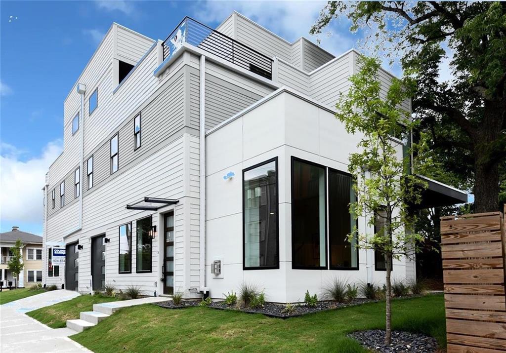 Property for sale at 493B Winton Terrace Unit: B, Atlanta,  Georgia 30308