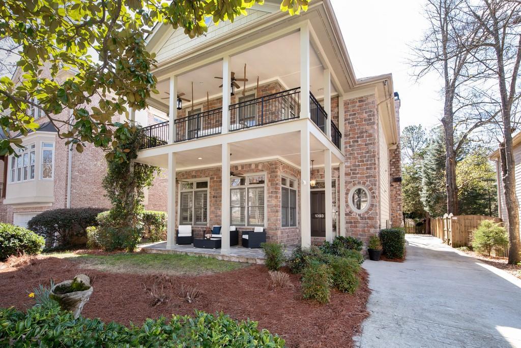 Property for sale at 1393 Canoochee Drive, Atlanta,  Georgia 30319