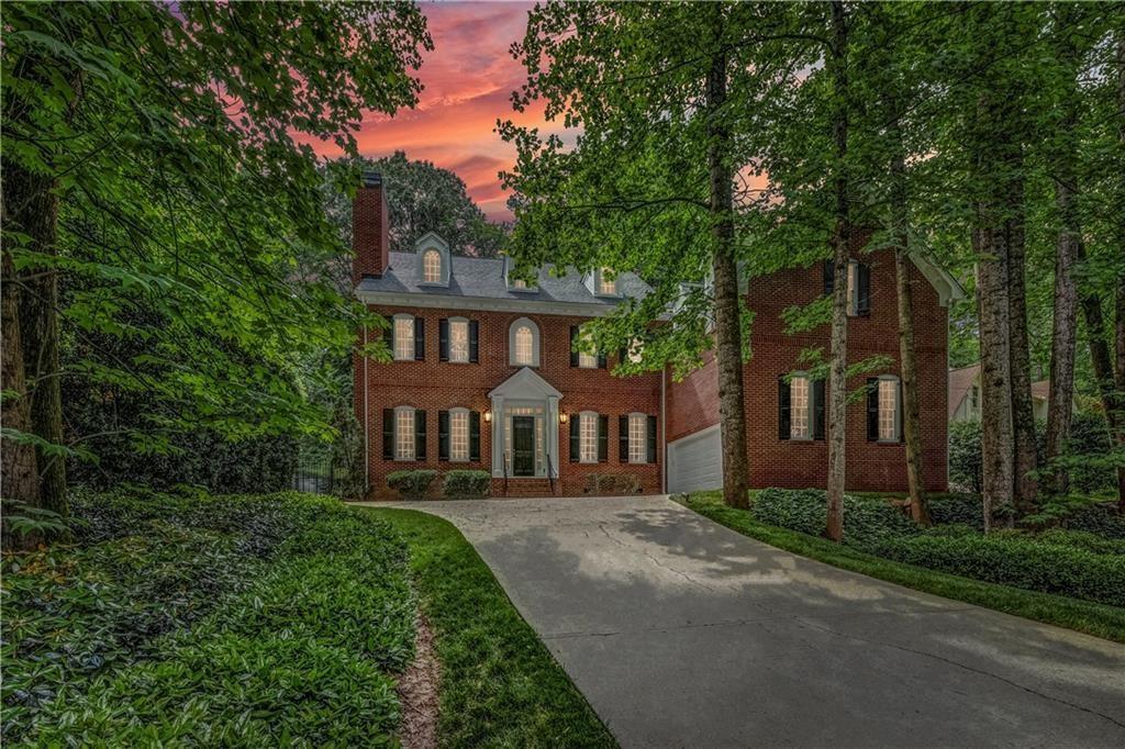 Property for sale at 1360 W Wesley Road, Atlanta,  Georgia 30327