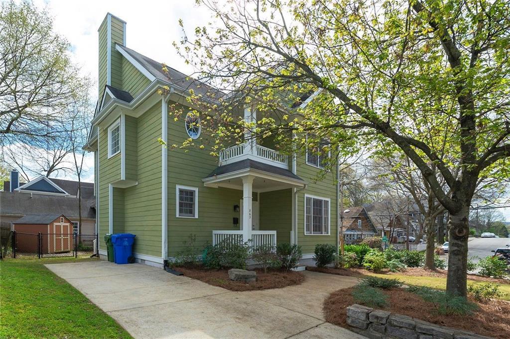 Property for sale at 863 Kirkwood Avenue, Atlanta,  Georgia 30316