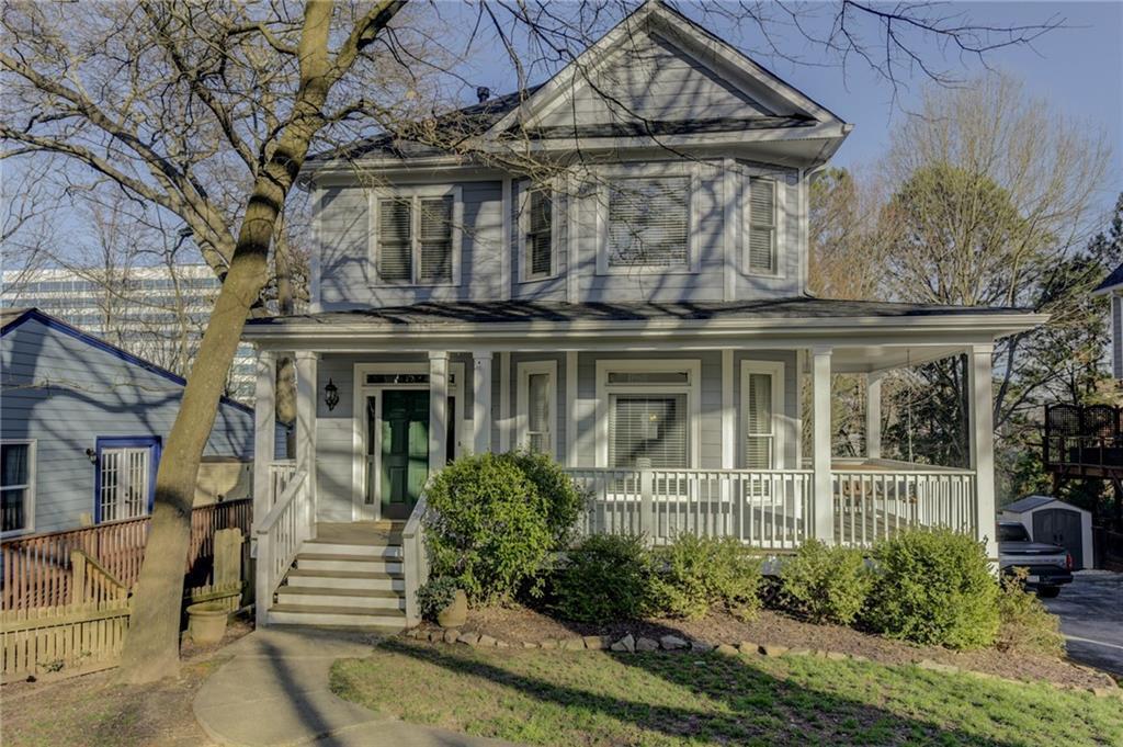 Property for sale at 1781 Ridgeway Avenue, Atlanta,  Georgia 30318