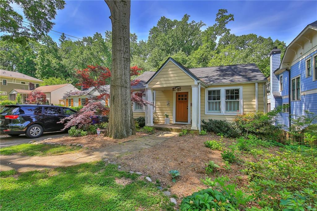 Property for sale at 134 Ridgeland Avenue, Decatur,  Georgia 30030
