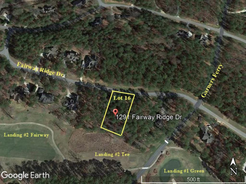 Property for sale at 1291 FAIRWAY RIDGE DRIVE, Greensboro,  Georgia 30642
