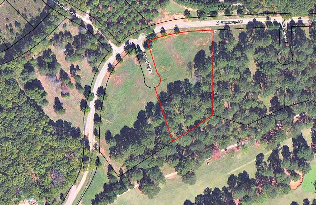 Property for sale at Lot 13 MCGILLIVARY LN, Eatonton,  Georgia 31024