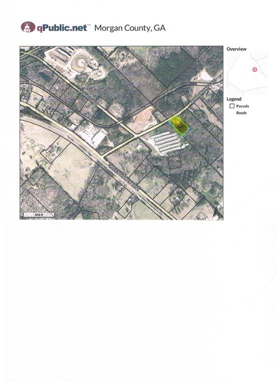 Property for sale at 1231 WOODCRAFT ROAD, Madison,  Georgia 30650