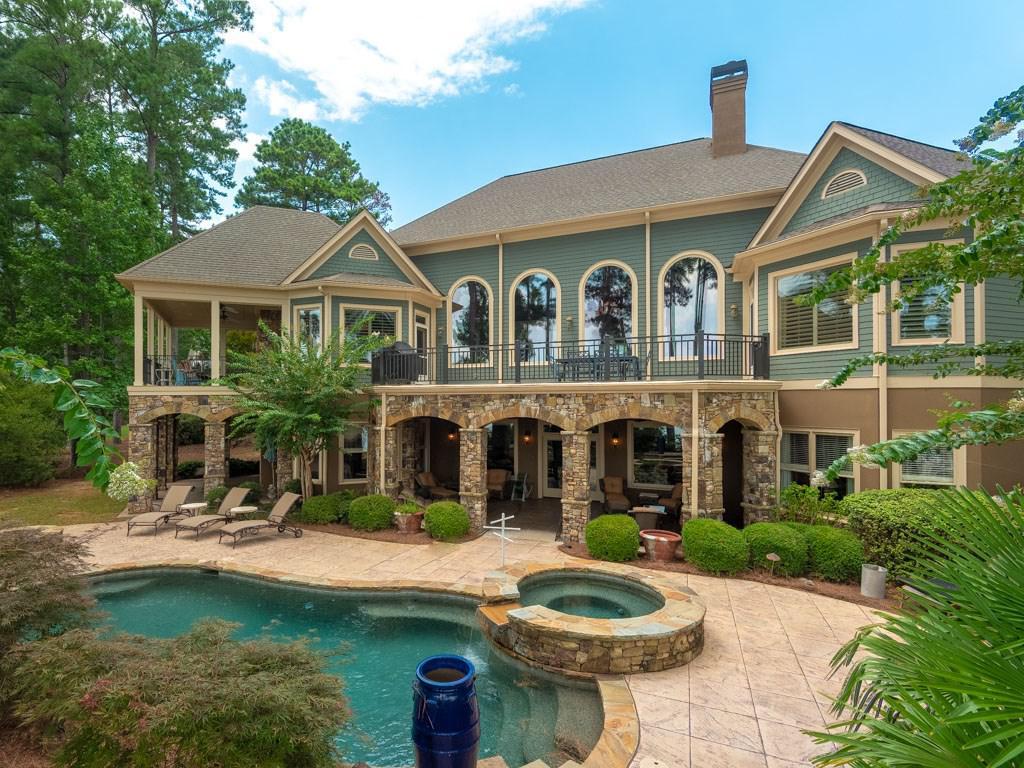 Property for sale at 1191 CORY CIRCLE, Greensboro,  Georgia 30642