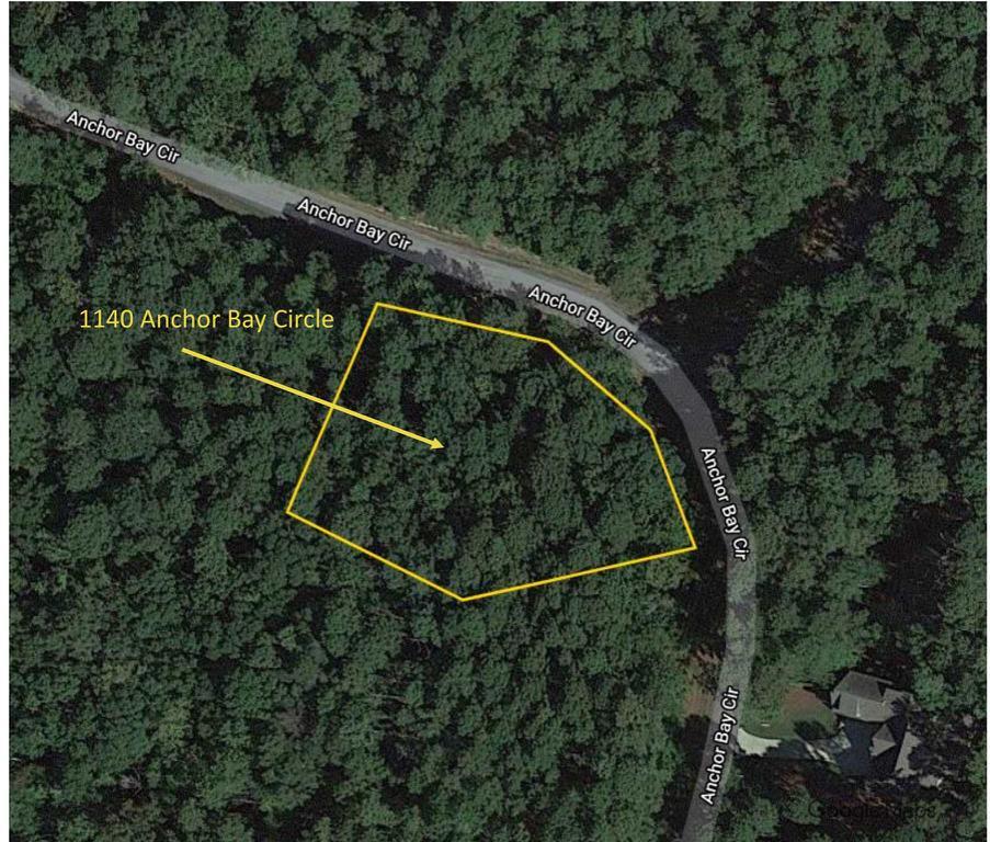 Property for sale at 1140 ANCHOR BAY CIRCLE, Greensboro,  Georgia 30642