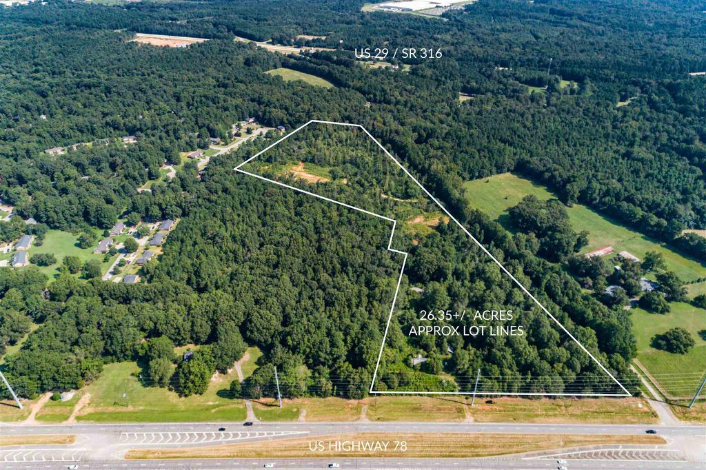 Property for sale at 2820-2860 MONROE HIGHWAY, Watkinsville,  Georgia 30677