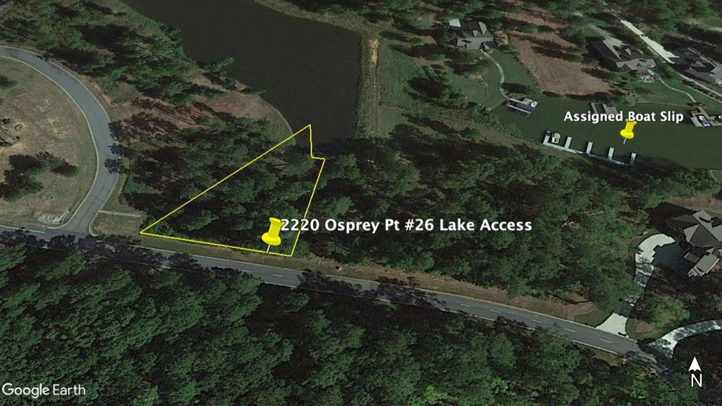 Property for sale at 2220 OSPREY POYNTE, Greensboro,  Georgia 30642