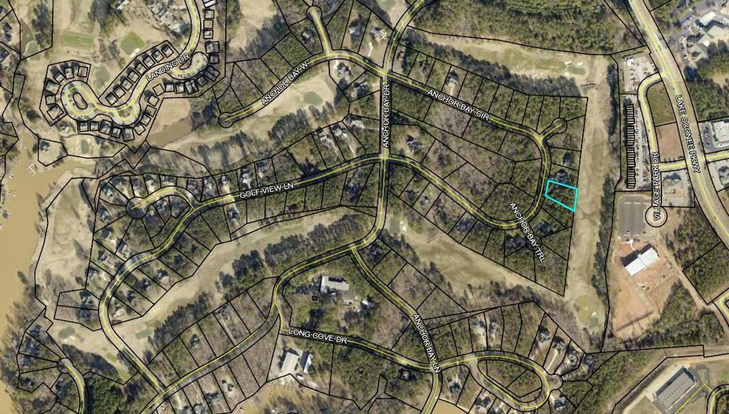 Property for sale at 1111 ANCHOR BAY CIRCLE, Greensboro,  Georgia 30642