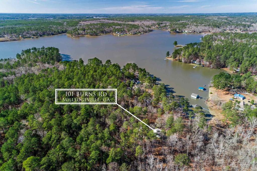 Property for sale at 101 BURNS RD, Milledgeville,  Georgia 31061
