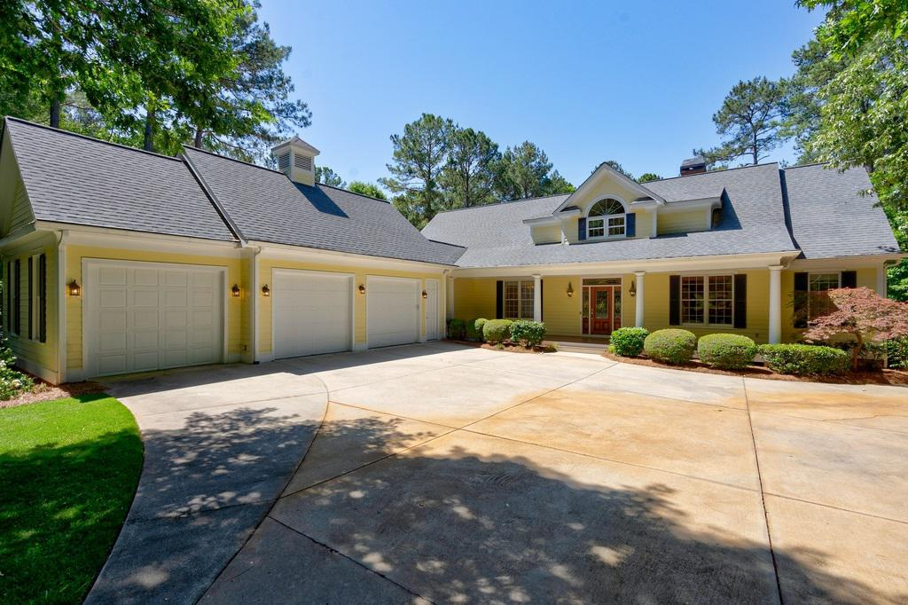 Property for sale at 1801 PARROTTS POINT ROAD, Greensboro,  Georgia 30642