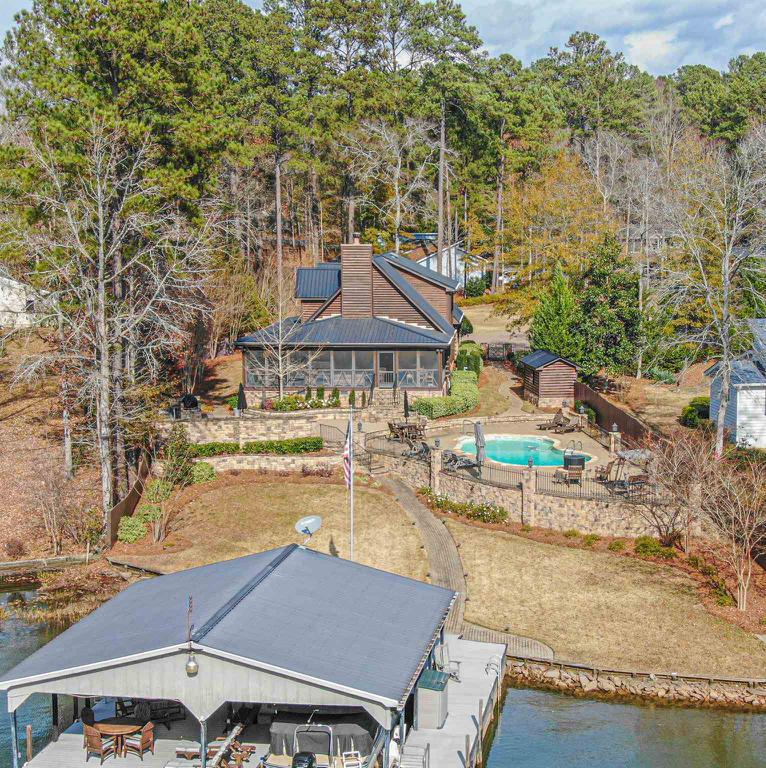 Property for sale at 110 ASHWOOD POINT, Eatonton,  Georgia 31024