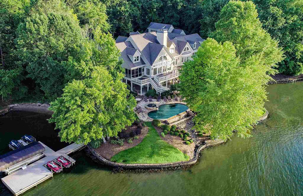 Property for sale at 145 BARRINGTON HALL DRIVE, Eatonton,  Georgia 30642
