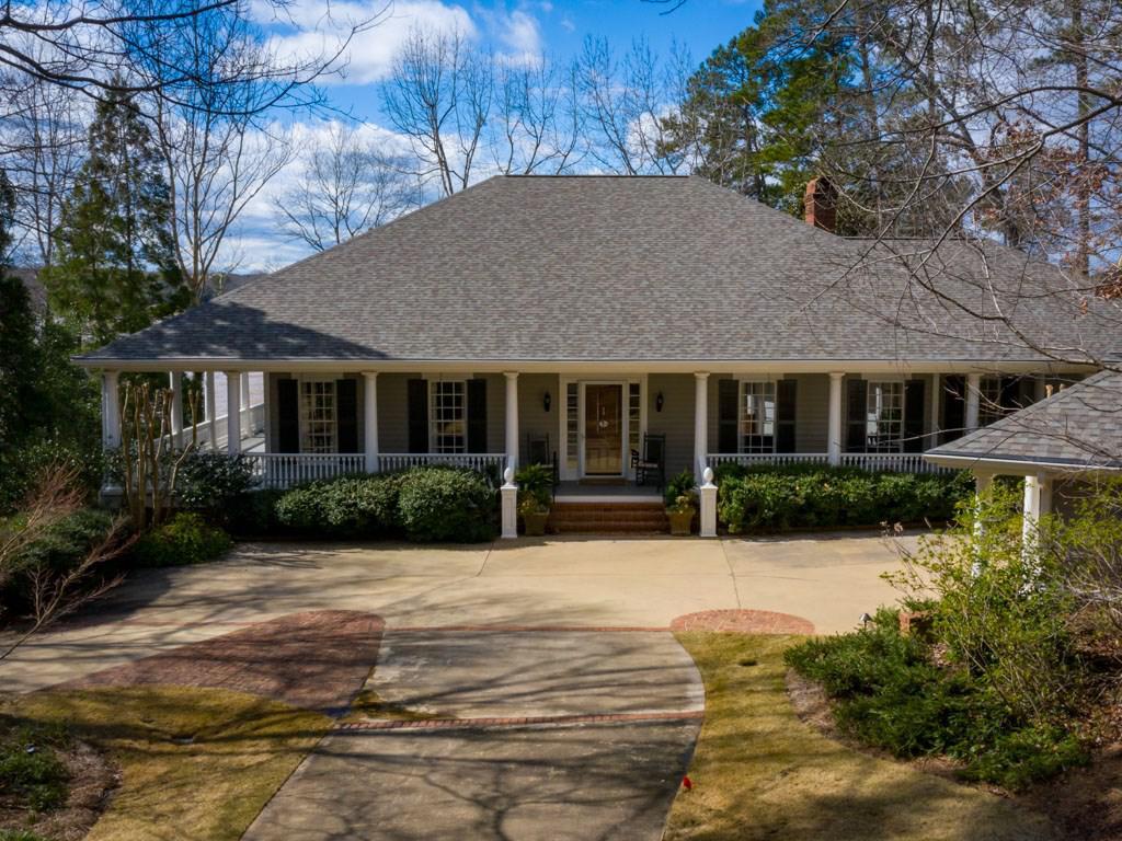 Property for sale at 1040 CHEROKEE BLUFF, Greensboro,  Georgia 30642