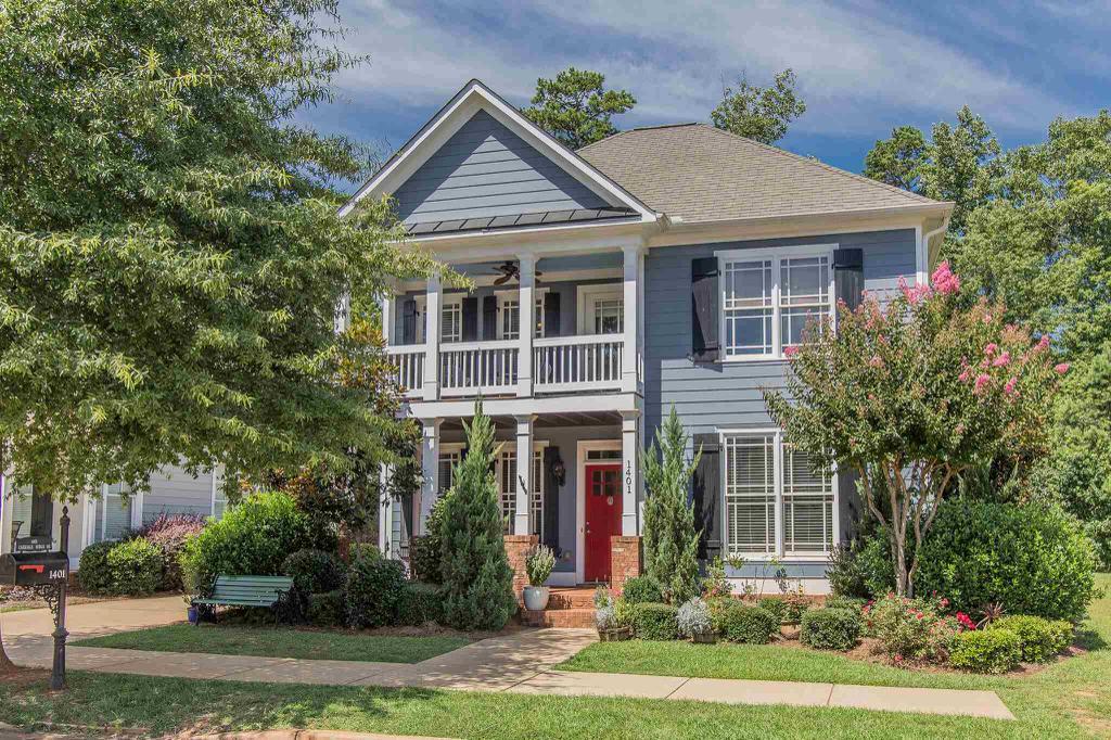 Property for sale at 1401 CARRIAGE RIDGE DRIVE, Greensboro,  Georgia 30642