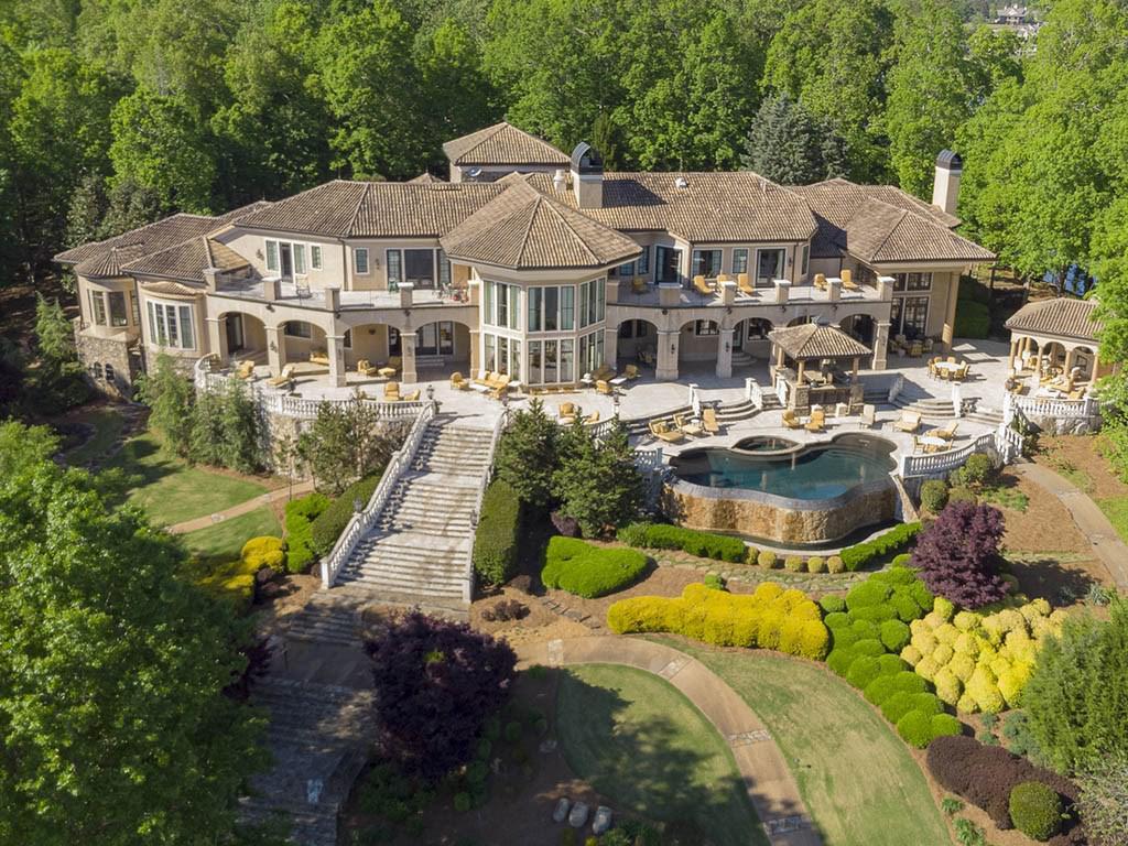 Property for sale at 1270 CLUB COVE DRIVE, Greensboro,  Georgia 30642