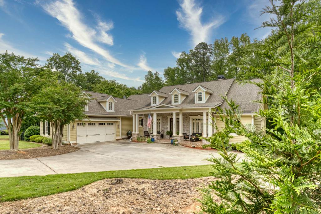 Property for sale at 1058 SAYE CREEK DRIVE, Madison,  Georgia 30650