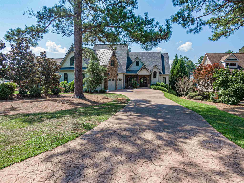 Property for sale at 130 CAPE VIEW LANE, Eatonton,  Georgia 31024