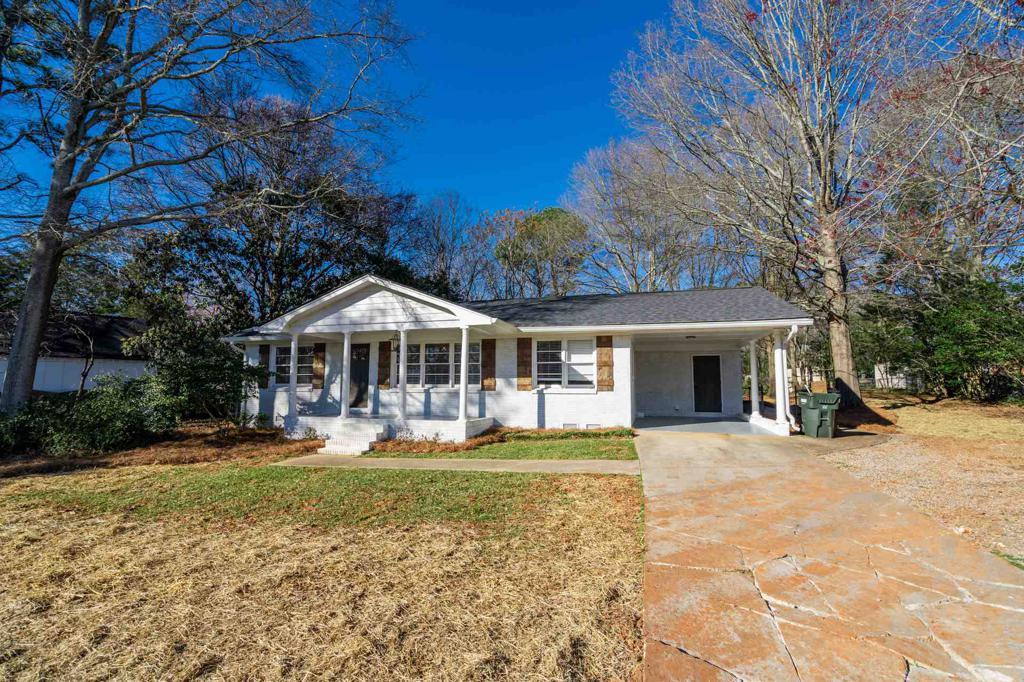 Property for sale at 587 EAST AVENUE, Madison,  Georgia 30650