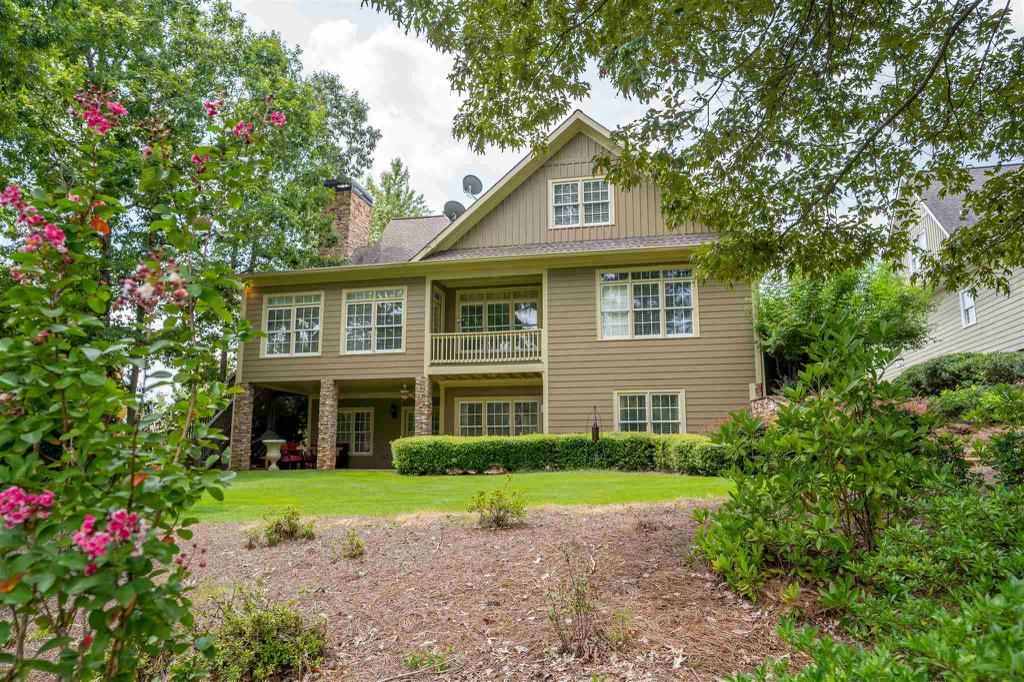 Property for sale at 1100 HARBOR RIDGE DRIVE, Greensboro,  Georgia 30642
