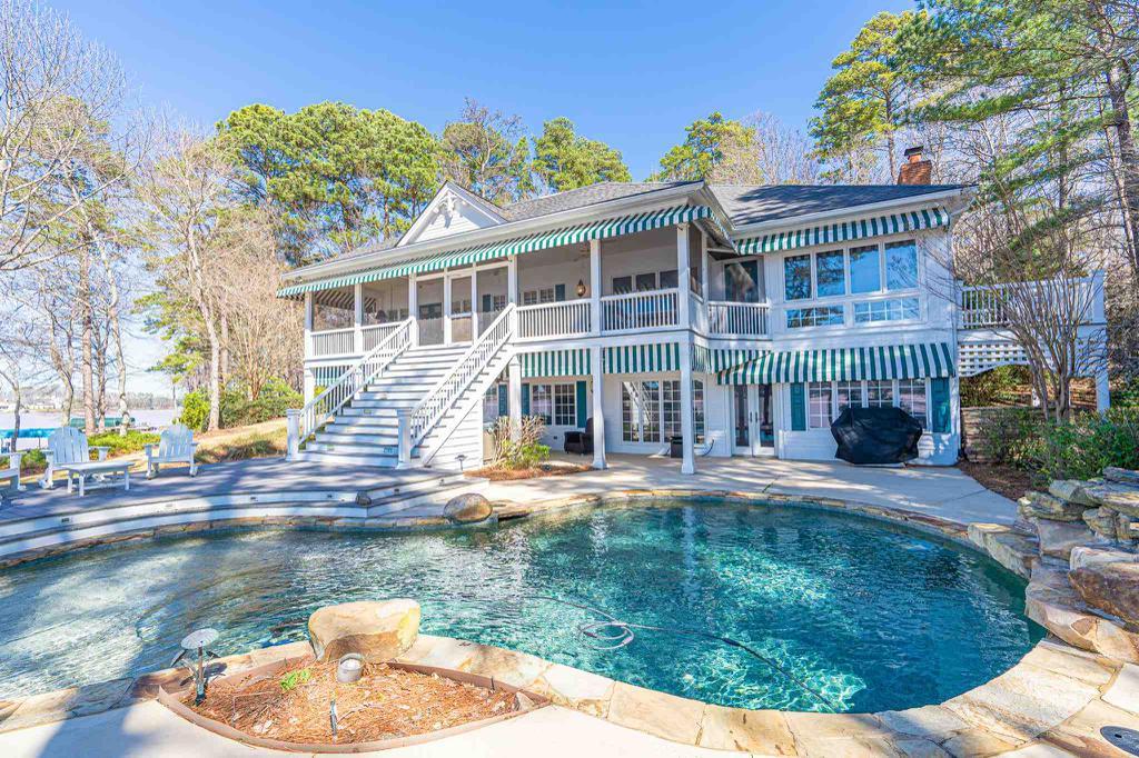 Property for sale at 1131 TERRELL CIRCLE, Greensboro,  Georgia 30642