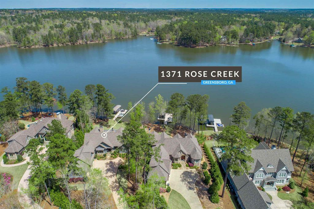 Property for sale at 1371 ROSE CREEK ROAD, Greensboro,  Georgia 30642
