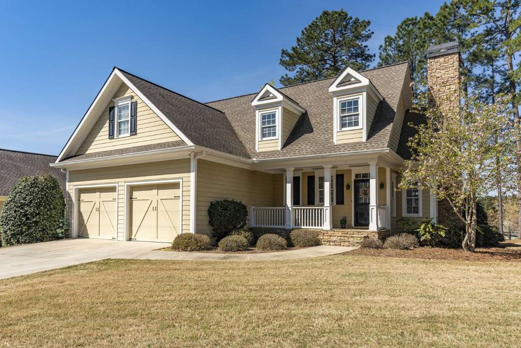 Property for sale at 1071 HARBOR RIDGE DRIVE, Greensboro,  Georgia 30642