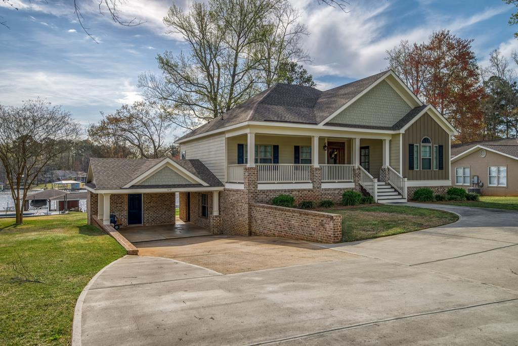 Property for sale at 129 North Point Rd, Milledgeville,  Georgia 31061