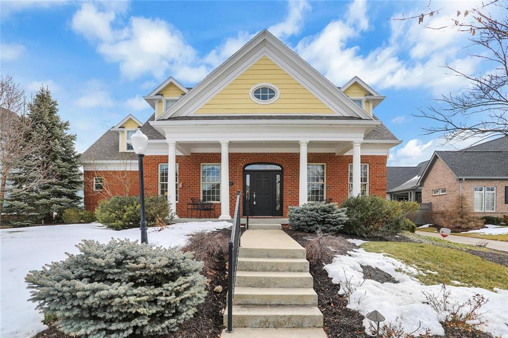 Property for sale at 2377 Shaftesbury Road, Carmel,  Indiana 46032