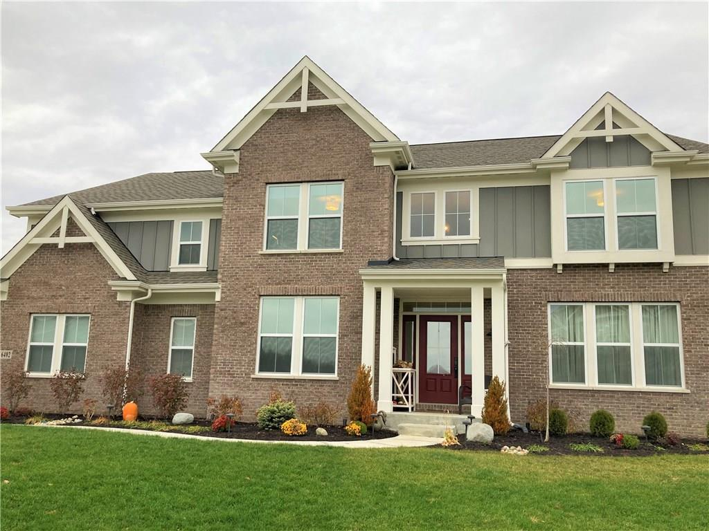 Property for sale at 16402 Nightshore Lane, Fishers,  Indiana 46037