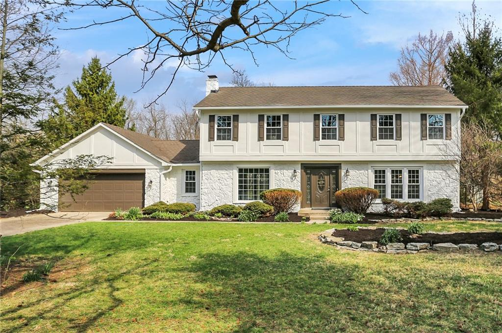 Property for sale at 1412 Woodside Drive, Westfield,  Indiana 46074