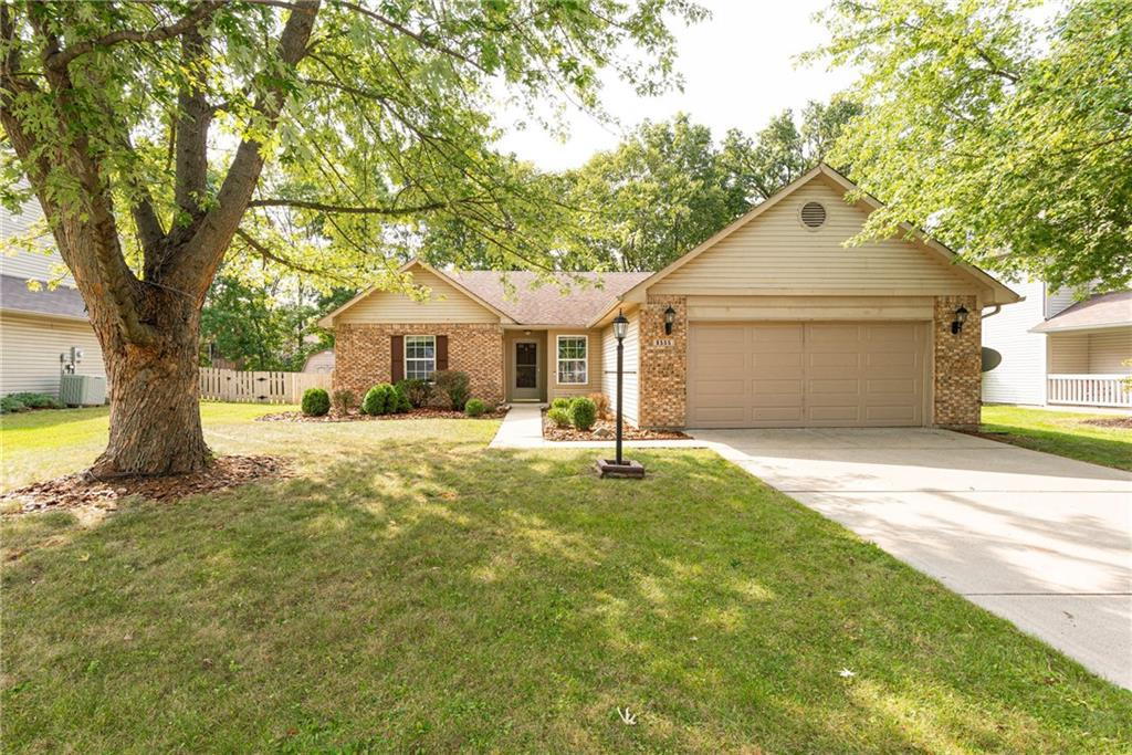 Property for sale at 6555 Quail Run, Fishers,  Indiana 46038