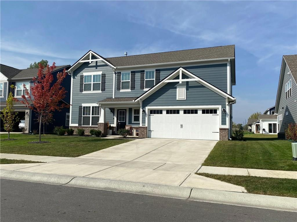 Property for sale at 10998 Liberation Trace, Noblesville,  Indiana 46060