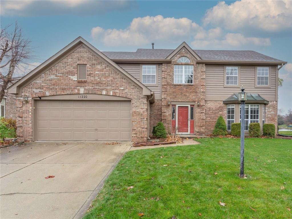 Property for sale at 11220 Garrick Street, Fishers,  Indiana 46038