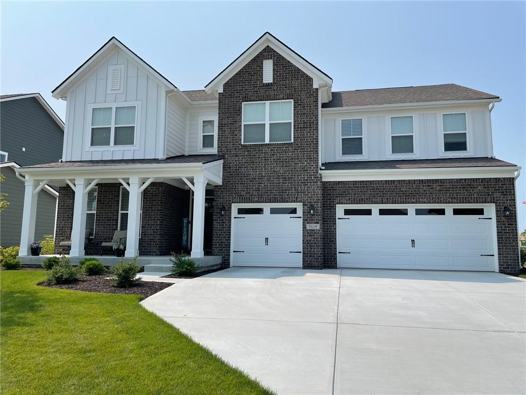 Property for sale at 5119 Citadel Drive, Noblesville,  Indiana 46062