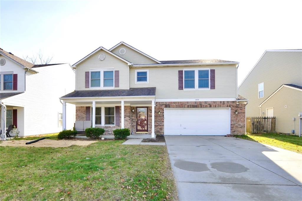 Property for sale at 10135 Orange Blossom Trail, Fishers,  Indiana 46038