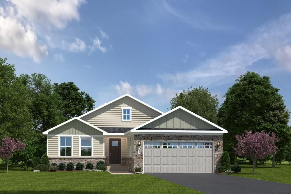 Property for sale at 1490 Gristmill Meadows Drive, Westfield,  Indiana 46074