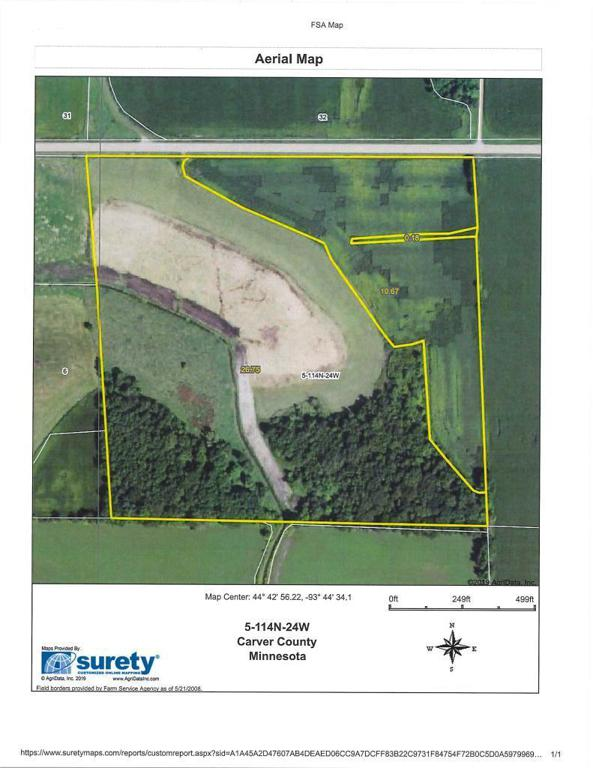 Property for sale at County Rd 50, Carver,  Minnesota 55315