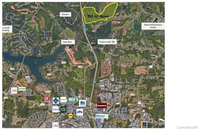 Property for sale at 000 Parkertown Road, Mooresville,  North Carolina 28117